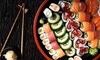 Sachi Sushi - Sachi Sushi: Japonés para dos o cuatro con 42 o 84 piezas de sushi, entrante, bebida y postre desde 24,95 € en María de Molina