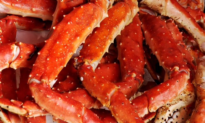 Steamers Seafood House - Bethesda: All-You-Can-Eat Crab Feast for Two or Four at Steamers Seafood House (Half Off)