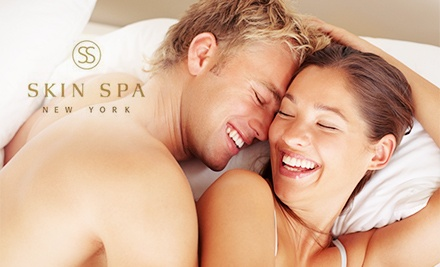Laser Hair-Removal Treatments at Skin Spa New York (Up to 83% Off). Eight Options Available.