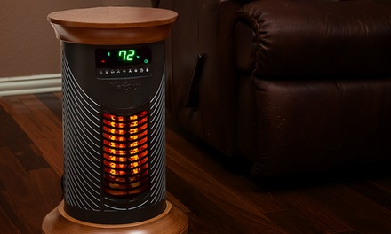 Lifelux Infrared Heater Fan Tower