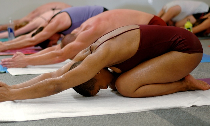Bikram Yoga AZ - Multiple Locations: $34 for One Month of Yoga & Pilates Classes at Bikram Yoga AZ – Paradise Valley & Scottsdale ($160 Value)