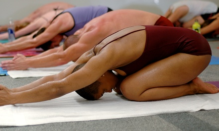 $34 for One Month of Unlimited Yoga Classes at Bikram Yoga AZ – Paradise Valley and Scottsdale ($160 Value)