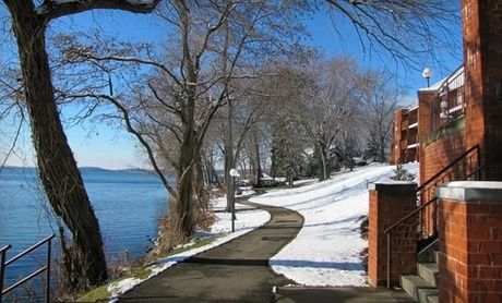 Wisconsin Lakefront Resort and Spa