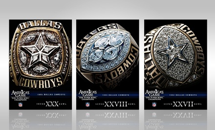 NFL America's Game: Dallas Cowboys Documentaries