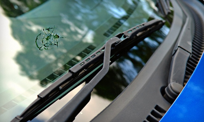 Glass King - Wedgewood South: Three Windshield-Chip Repairs or $29 for $100 Toward Windshield Replacement from Glass King