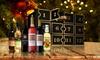 12 Days Christmas Wine Calendar