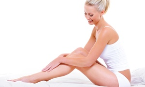 Cosmetic Laser and Beauty Spa: Two or Four Laser Spider-Vein-Removal Treatments at Cosmetic Laser and Beauty Spa (Up to 84% Off)