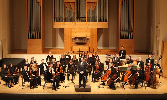 Oregon Mozart Players - University: Two Tickets for Oregon Mozart Players at Beall Concert Hall (Up to Half Off)