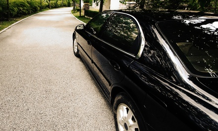 Full Window Tint for a Sedan or SUV at The Tint XXperts (Up to 57% Off)