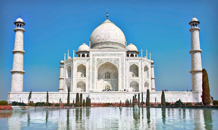 India Vacation With Airfare In Williston ND Groupon Getaways - India vacation