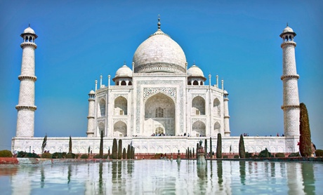 Tour Taj Mahal & Cruise Ganges River