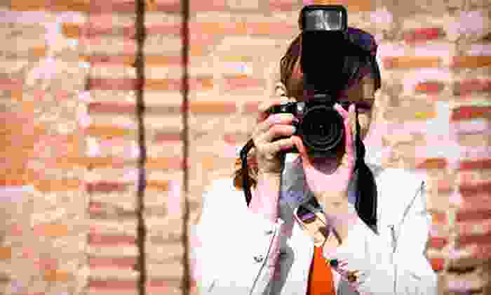 Gwen Morris Studio - Beverly Hills: Four-Hour Photography Class for One or Two with Outdoor Photo Shoot from Gwen Morris Studio (Up to 60% Off)