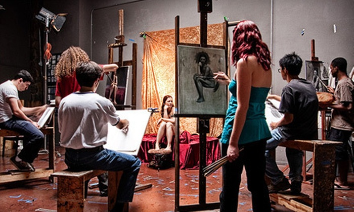 Los Angeles Academy of Figurative Art - Los Angeles: $25 for a Three-Hour Saturday Drawing or Painting Class at Los Angeles Academy of Figurative Art in Van Nuys ($50 Value)