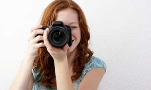 Metrolina Media: 30-Minute Studio Photo Shoot with Prints from Metrolina Media (75% Off)