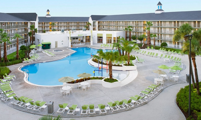 null - Orlando: Stay for Up to Four at Avanti Resort in Orlando, FL, with Dates into December. Two-Night Minimum Stay.
