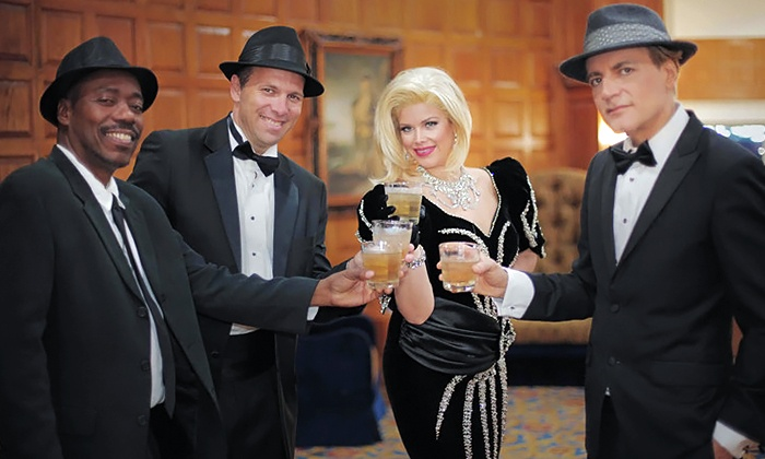 The Miami Rat Pack Show - Open Stage Club: Miami Rat Pack Tribute at Open Stage Club through January 18 (Up to 56% Off)