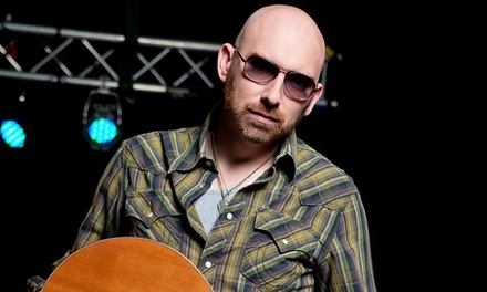 Corey Smith at House of Blues Myrtle Beach on Saturday, December 27 (Up to 39% Off)
