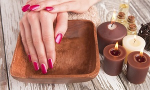Up to 37% Off Mani-Pedi at Gliltter Tips at Glitter Tips, plus 6.0% Cash Back from Ebates.