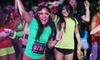 Night Time 5K Glow Run - Vallejo: $29.99 for a Single Registration for Run To Rave 5K Run/Walk and Dance Party on November 9 ($63.51 Value)
