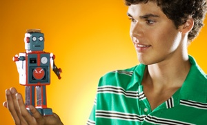 Robolink: $149 for a Four-Week Kids' Introduction to Robotics Class with Beginner Kit at Robolink ($300 Value)