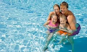 Freizeitbad Aquarell: 2x Einzeleintritt mit Getränken oder Familienkarte für das Freizeitbad Aquarell in Haltern am See (bis zu 46% sparen*)