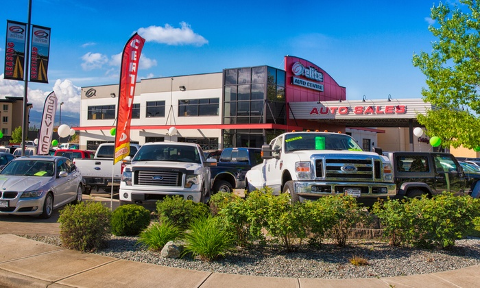Elite Auto Centre - Highway 97: C$39.99 for a Seasonal Service Package at Elite Auto Centre (C$79.95 Value)