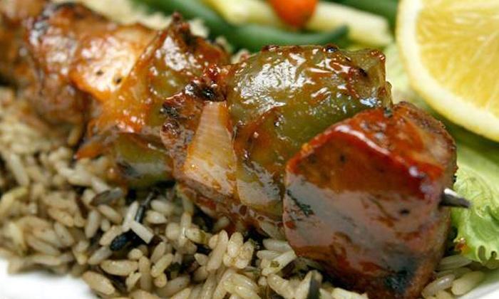 B.J. Clancy's Grill & Bar - Menasha: $16 for $32 Worth of Food and Drink for Two at B.J. Clancy's Grill & Bar