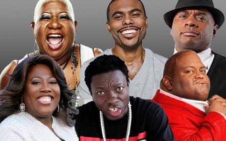 $40 to See Mother's Day Comedy Jam featuring Lavell Crawford and Friends at Chaifetz Arena May 9 (Up to $59.80 Value)