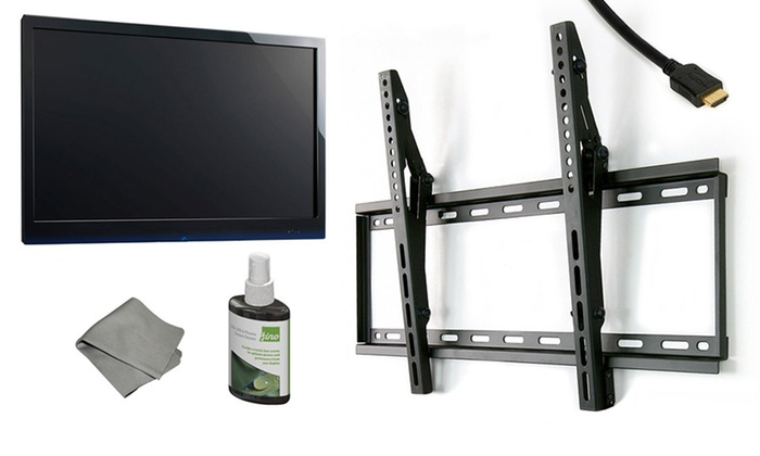 Fino TV-Mounting Kits: Fino TV-Mounting Kits with HDMI Cable (Up to 82% Off). 2 Sizes Available. Free Shipping and Returns.