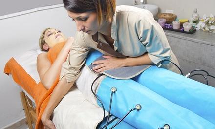 10 o 15 sesiones de presoterapia más 10 o 15 de plataforma vibratoria desde 29,90 € en Sthetic