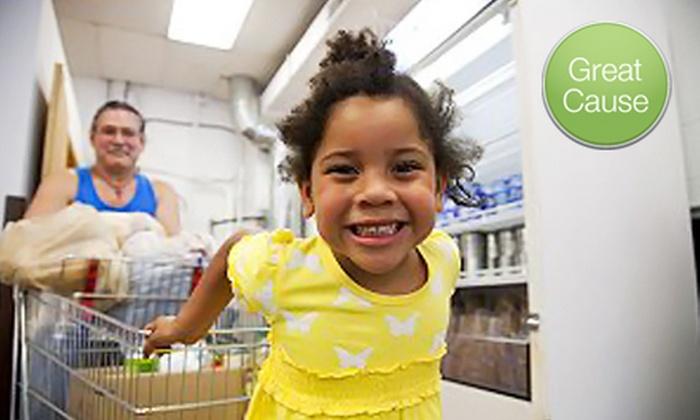 Feeding America: $5 or $10 Donation to Feeding America