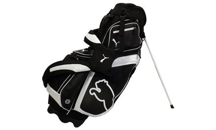 Puma Black Monoline Stand Bag