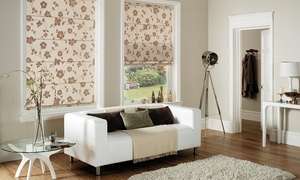 Stoneside Blinds & Shades: $104 for $300 Worth of Custom Blinds and Shades from Stoneside Blinds