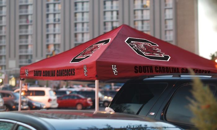 NCAA 9'x9' Color Tent