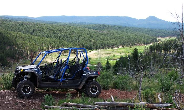 Adventure ATV & Rec Rentals: Polaris Sportsman ACE, Honda XR400, or Polaris RZR 800 Rental from Adventure ATV & Rec Rentals (Up to 44% Off)