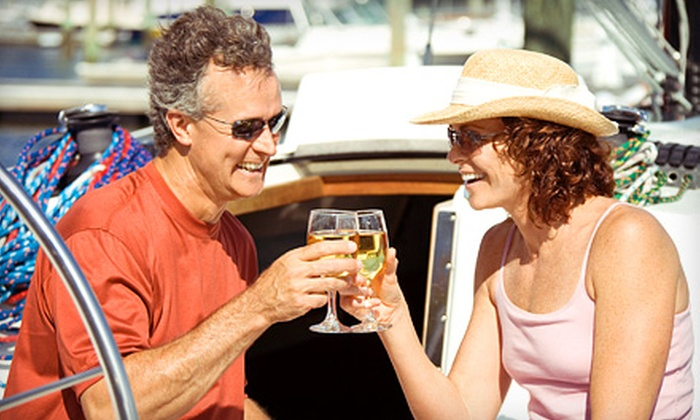 My Buddy's Boat - Fenton: Two-Hour BYOB Boat Ride for Up to 6 or 10 People from My Buddy's Boat (Up to 56% Off)