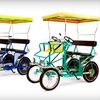 Half Off Cycle Rentals from Wheel Fun Rentals