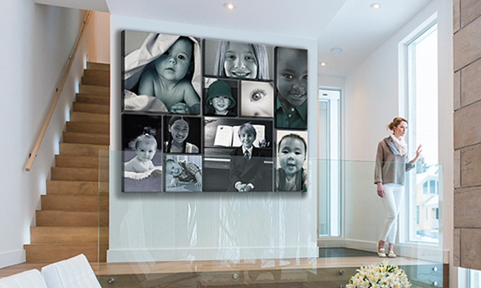 Toronto Canvas: Custom Gallery-Wrapped Canvas Prints from Toronto Canvas (74% Off). Three Options Available.