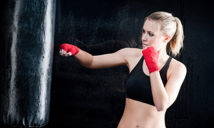 Precision Mixed Martial Arts - Mesa: One or Two Months of MMA Training or a Birthday-Party Package at Precision Mixed Martial Arts (Up to 68% Off)