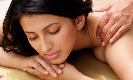 60-Minute Massage or Ashiatsu Massage at AZ Chiropractic & Holistic Health Center (Up to 61% Off)