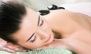 The Balancing Act: One 60-Minute Massage with Optional Hot Stones or Three 60-Minute Massages at The Balancing Act (Up to 53% Off)