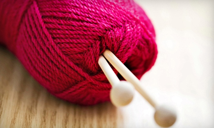Annie & Company Needlepoint and Knitting - Carnegie Hill,Uptown,Upper East Side: $25 for $50 Worth of Knitting and Needlepoint Supplies or Private Lessons at Annie & Company Needlepoint and Knitting