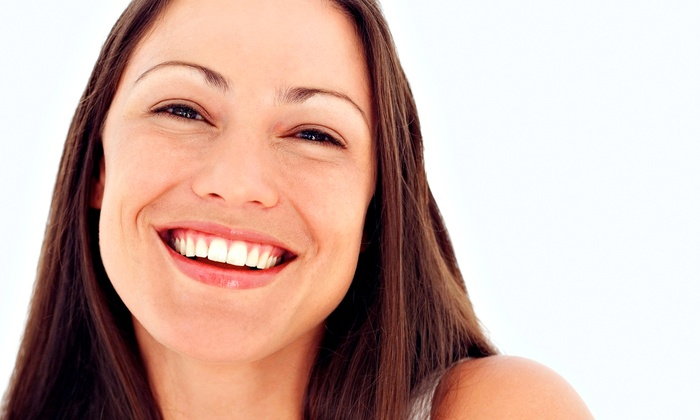 Richard D. Morgan D.D.S Cosmetic & Family - Lubbock: Cleaning, Exam, and X-rays with Optional Whitening Kit at Richard D. Morgan D.D.S. Cosmetic & Family (Up to 89% Off)