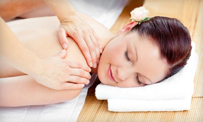 Soluna Holistic Spa - East Harlem: $39 for a One-Hour Aromatherapy Swedish Massage or a One-Hour European Facial at Soluna Holistic Spa (Up to $100 Value)