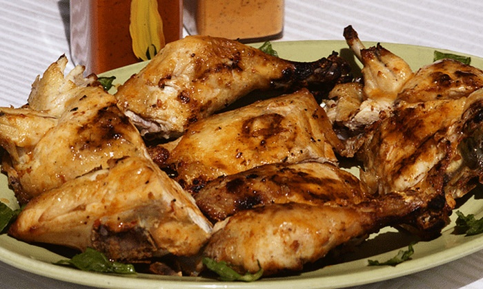 Chick-Felays - Multiple Locations: Peri Chicken Dinner for Two or Four at Chick-Felays (50% Off)