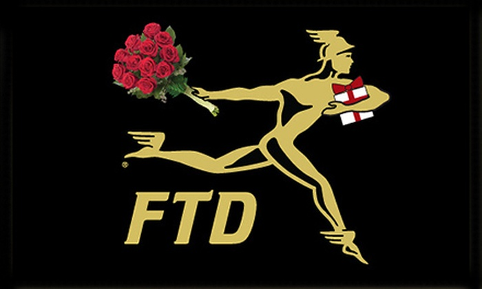 FTD: $15 for $30 Worth of Flowers and Holiday Gifts from FTD