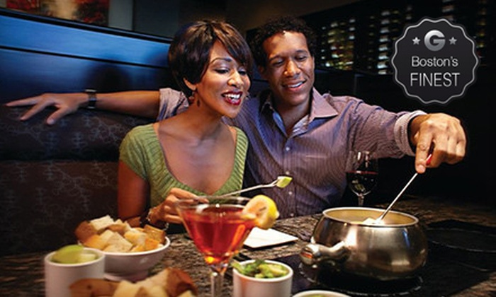 The Melting Pot - Multiple Locations: $45 for Three-Course Fondue Dinner for Two and Two Drinks at The Melting Pot ($90 Value). Four Locations Available.