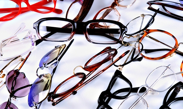 Eye on Merrimon - Grace: $44.75 for $200 Toward Prescription Eyewear at Eye on Merrimon