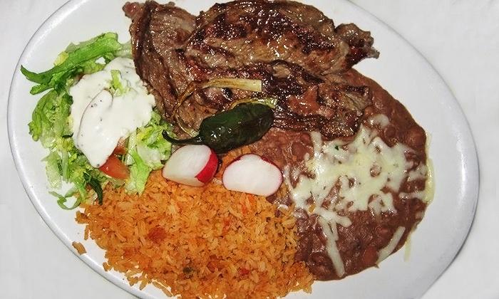 Las Brisas #2 Mexican Food - Northwest San Pedro: Mexican Food at Las Brisas #2 Mexican Food. Two Options Available.