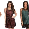 Floral and Lace Dresses